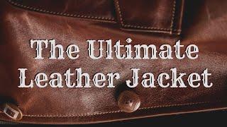 Himel Bros Leather Jacket