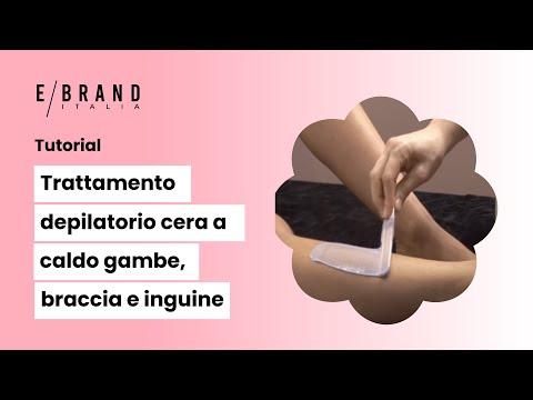 Come Depilarsi le Gambe – La Cera a Caldo