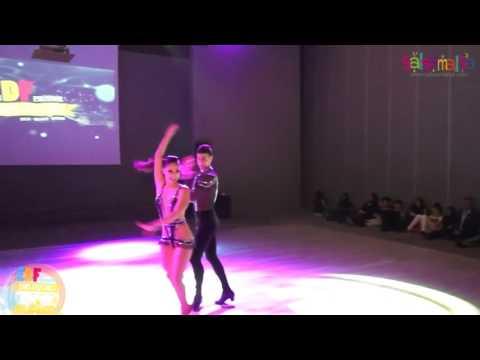 Cem & Melisa Dance Performance - EDF 2016