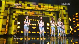 (120921)(HD) SPICA - I'll Be There [Comeback Stage]