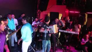Churo Diaz y Elias Mendoza Marianita - Discoteca Chachacha - Medellin