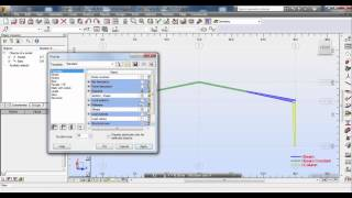 Autodesk Robot Structural Analysis-Pre Engineering Structure(Tapered Section) 01