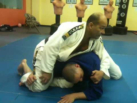 Sergio Penha/Carlos Catania BJJ - The Turtle Guard/4 Points Position Armlocks Entry & Finish Image 1