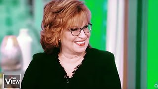 joy behar's funniest moments on the view