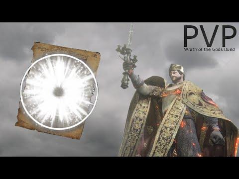 Dark Souls 3 - Miracle PvP - WoG Build