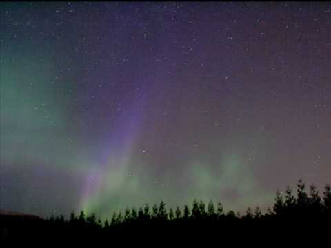 Northern lights - Aurora Borealis. Terrace, BC (Spring 2010)
