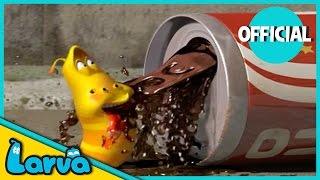 Download LARVA - TEA  Best Cartoon Movie   Cartoons For Children   LARVA Official 3Gp Mp4
