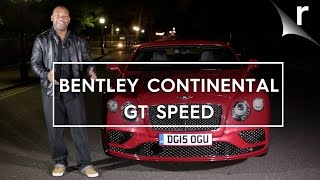 Bentley Continental GT Speed review: £206k for 206mph!