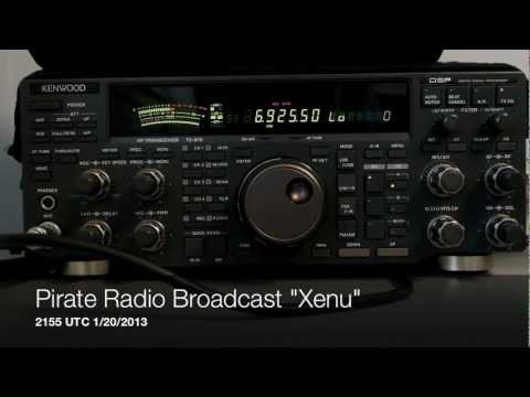 Pirate Radio Station
