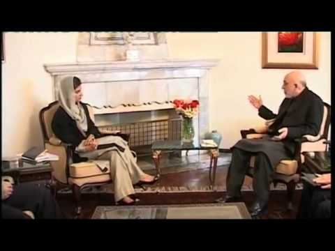Pakistan FM meets Karzai to get a role in US-Taliban Qatar Talks!!