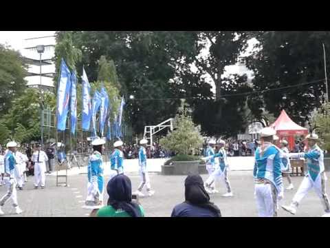 Variasi Formasi Paskibra Smk N 4 Semarang (paskibra Bela Negara) video