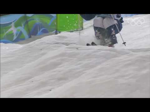 Kearney - Women's Freestyle Skiing - Moguls - Vancouver 2010 Winter Olympic Games