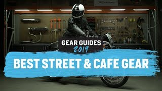 Best Cafe Racer Gear 2019