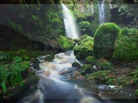 The Green Glens of Antrim / Maureen Hegarty