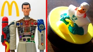 The 10 Best TOYS GIVEN By McDonald In Their Happy Meal