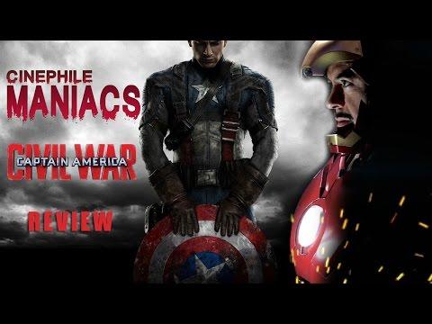 Captain America: Civil War Review - Drunken Premieres