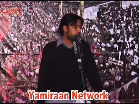 Zakir Taqi Abbas Qayamat (5th Rabu Ul Awal 2013) (shahadat Ghazi Abbas A.s) Kala Gujran Jhelum video
