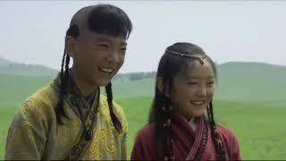 Phim chiến tranh bộ lạc _ Khiết Mộc Chân - Bội Nhĩ khiết