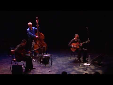 Les Yeux Noirs - Rosenberg Trio Dark Eyes Gypsy Jazz