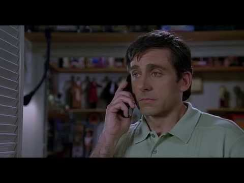 The 40 Year Old Virgin - Funny Phone Call (hq 1080p Hd) video