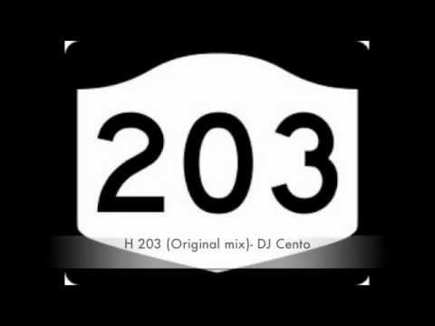 H203(Original mix)-DJ Cento