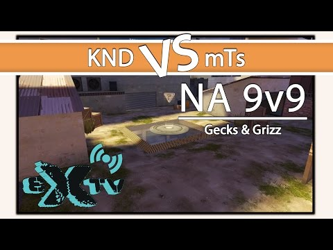 eXtv Live: UGC S15 Plat HL Playoffs Grand Finals - KND vs mTs