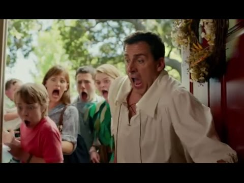 Alexander and the Terrible, Horrible, No Good, Very Bad Day - Trailer - Official Disney | HD