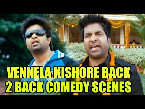 Vennela Kishore Back To Back Comedy Scenes || Vol 1