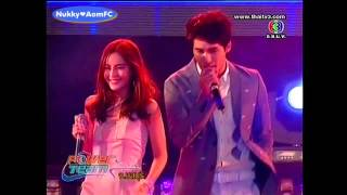 Aom&Kong @Channel 3 Power Team Concert จ.ชลบุรี 18Feb13