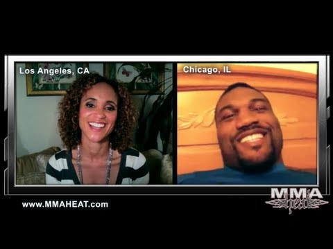 UFC on FOX 6's Rampage Jackson Talks Teixeira Fight, Says He'd Be Happier Making Less Money