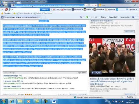 Curso Windows 7 - Leccion 11 Copiar y pegar texto