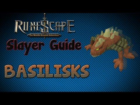 """Runescape 07″ – Slayer guide #18: Basilisks!"