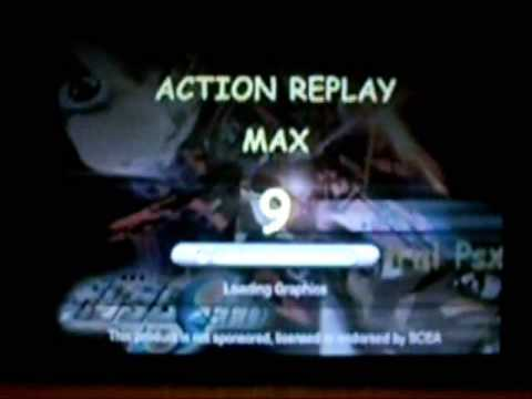 MKSM- Como usar um Action Replay Max