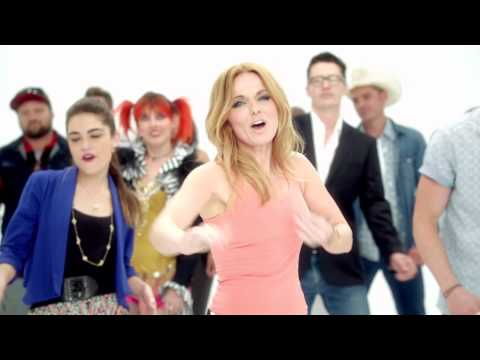 Geri Halliwell - Half of Me (HD Music Video) klip izle