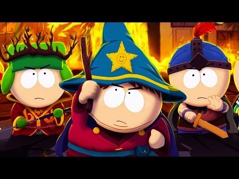 SOUTH PARK THE STICK OF TRUTH - Gameplay em Português PT-BR