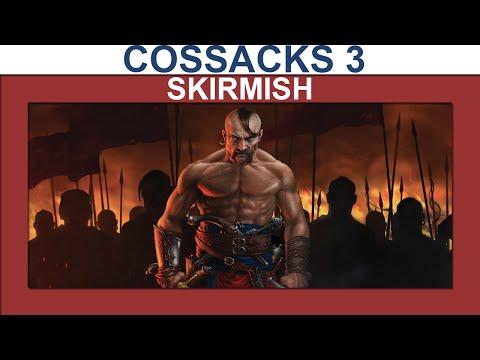 Cossacks 3 - 1v1 - Skirmish vs AI - Match 1 (France vs England)
