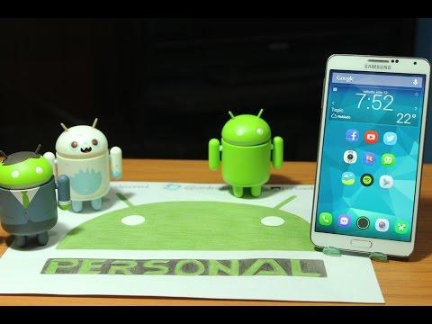 Personaliza tu Android como Tu Android Personal