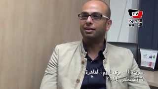 أحمد مراد للمصري اليوم: رواية الفيل الأزرق ليست مقتبسة