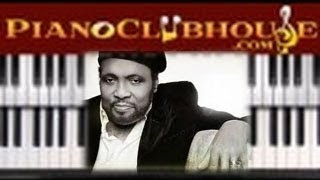 """♫ How to play """"LET THE CHURCH SAY AMEN"""" (Andraé Crouch/Marvin Winans) gospel piano tutorial ♫"""
