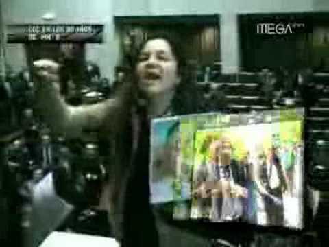 CQC Chile/ Ivan cumpleaños de Pinochet Video