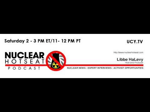 (8 July 2014) Nuclear Hotseat #159 USS Reagan's Steve Simmons Tepco Lawsuit