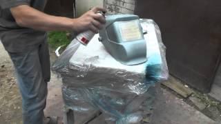 Покраска жидкой резины авто своими руками