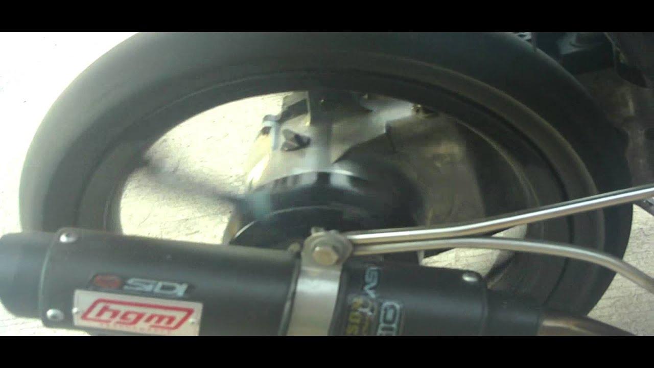 Skydrive Suzuki Setup Suzuki Skydrive 161cc Modified