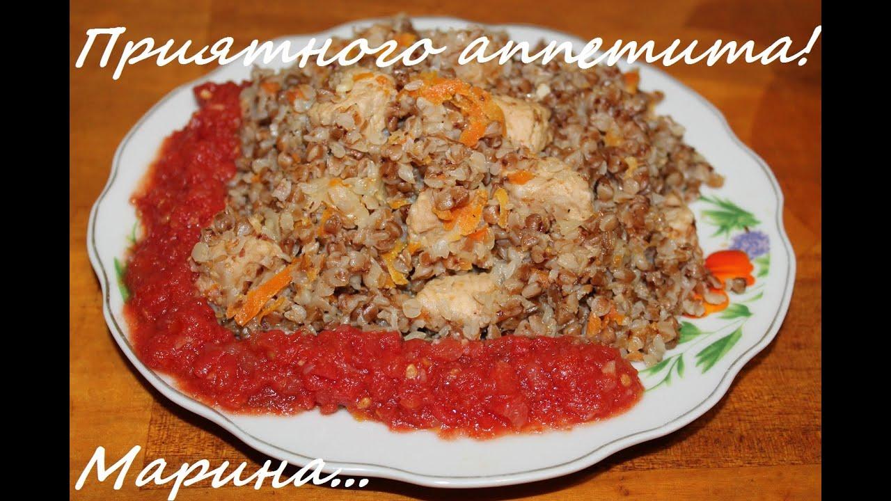 Рецепты гречки в мультиварке рецепты