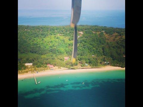 Corn Island in Nicaragua is a beautiful ...