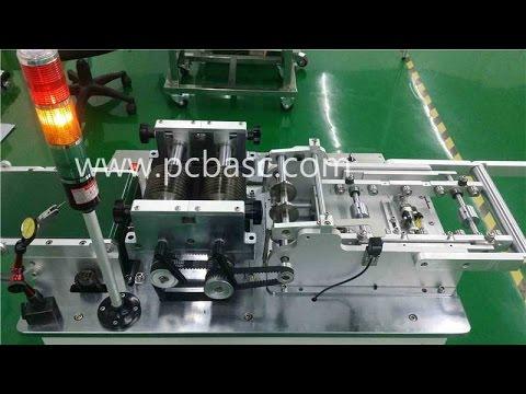 Tube Pcb Separator Multi Group Multi Blade Cutting Machine Pcba Cutter video