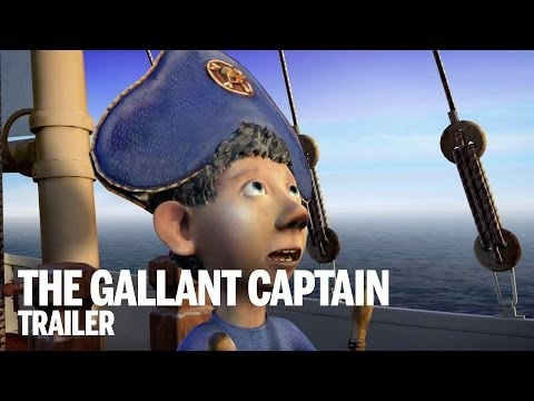 THE GALLANT CAPTAIN Trailer | TIFF Kids 2014