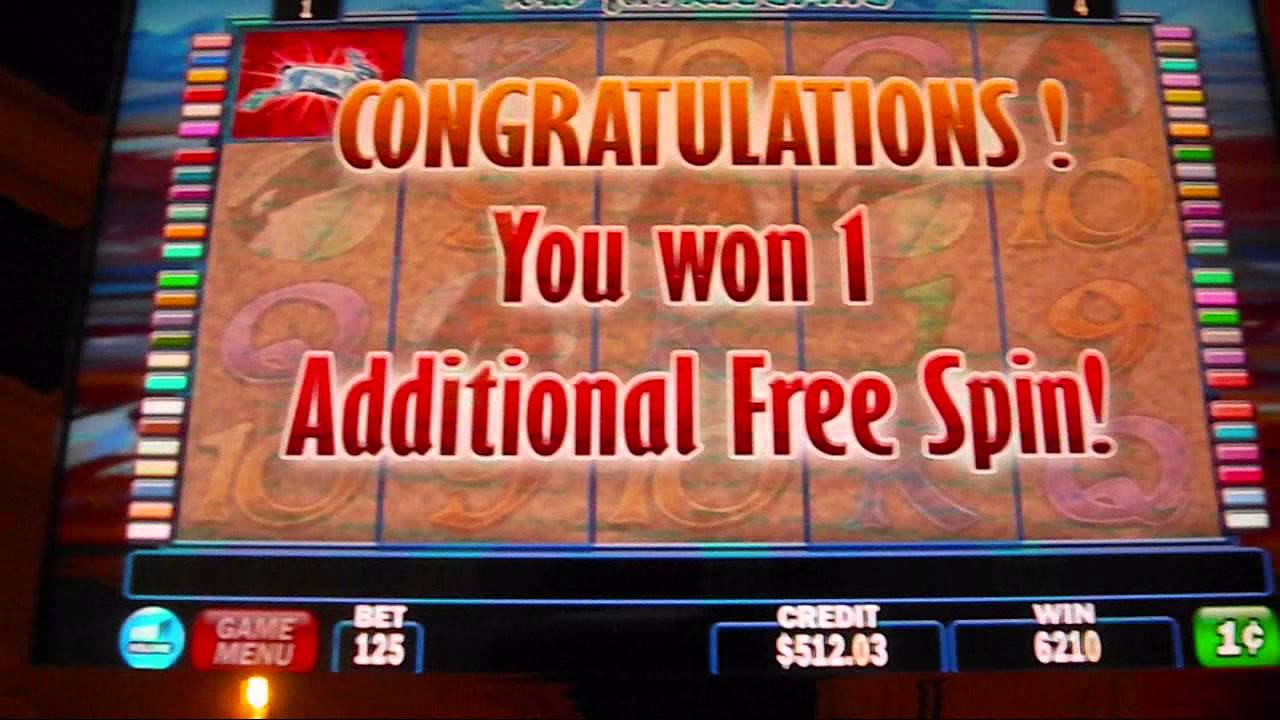 free slot machines with bonus rounds