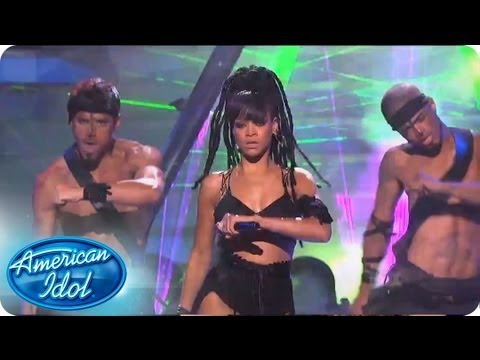 Rihanna: Where Have You Been - Top 2 Results - American Idol Season 11 video