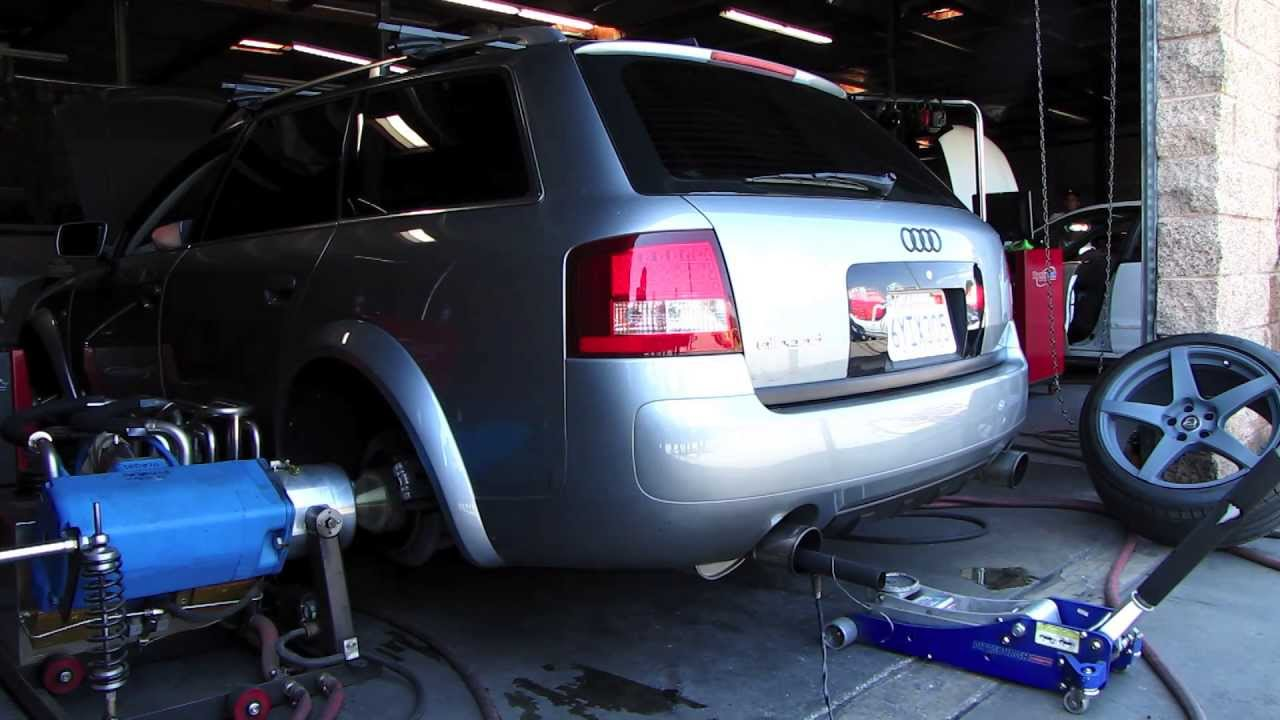Baseline Run My 3l Audi Allroad Tial 605s 22 Psi
